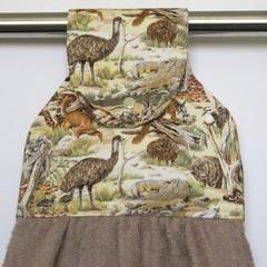 Australian animals Designer Hand Towel