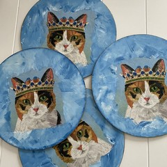 Shabby Chic Bistro Placemats