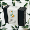 Charcoal & Green Clay Handcrafted Soap | 140g Bar - Palm Oil Free