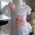Sweet special occasion romper size 1