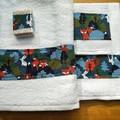Baby towel sets