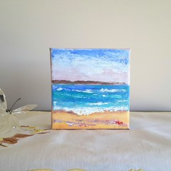 Ocean Beach - mini seascape