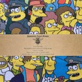 Beeswax Wrap Simpsons