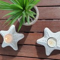Candle Tealight Starfish Holder