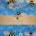 Beeswax Wrap Bees