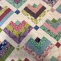 LOL handmade quilt