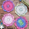 """""""Dare 2B Different' Doilies"""