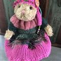 Enchanted Forest  Teddy Bear 'Chloe'