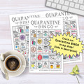 Lets be Thankful Bingo Game Holiday season gratitude celebration party activity