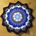 Table Centrepiece - Blue