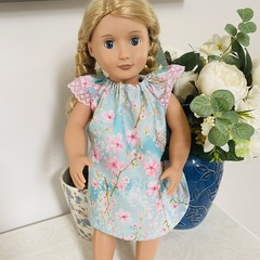Dolly Seaside Dress, Doll clothing