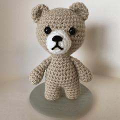 Just a Simple Teddy Bear, amigurumi model