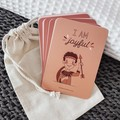Affirmation Cards For Kids, Positive Affirmation Cards, Affirmations for Childre