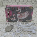Coin Purse - Women's/Girls for Coins, Cards,Jewellery etc - Swan's
