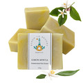 Lemon Myrtle Handcrafted Soap | 140g Bar - Palm Oil Free