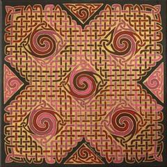 Fuschia Celtic Meditation