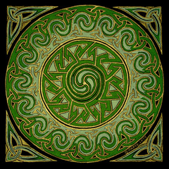 Green Celtic Meditation