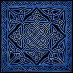 Blue Celtic Meditation