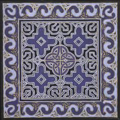 Purple Celtic Meditation