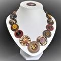 Colourful necklace - On Safari