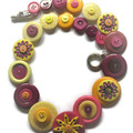 Colourful necklace - Lazy Daisy