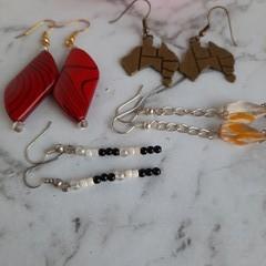 Earring packs 2