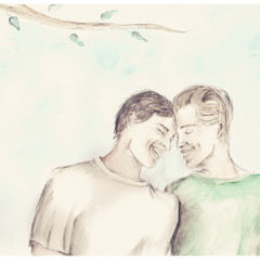 In Love   Print  A4 & A5