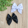 Felt sailor bows