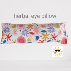 Lavender | Chamomile Eye Pillow - NATIVE GARDEN