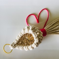 Macrame mini Pods