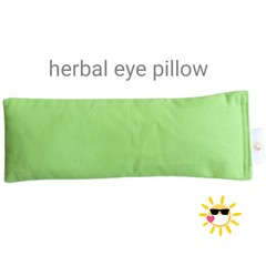Lavender | Chamomile Eye Pillow - APPLE