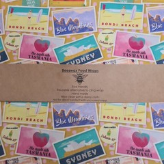Beeswax Wrap Australia