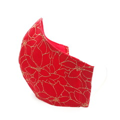Handmade Cotton Face mask with filter pocket, Reusable, Washable