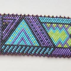 Carnival Cuff Bracelet