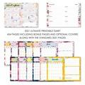 2021 Ultimate Printable Diary / Planner (Printable Digital Download)