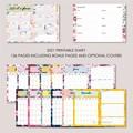 2021 Printable Diary / Planner (Digital Download)