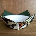 Microwave Bowl Holder - Butterflies