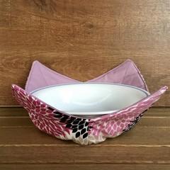Microwave Bowl Holder - Purple
