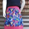 Little Girls Pocket Skirt