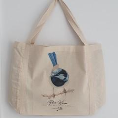 Tote Bag - Superb Fairy Wren