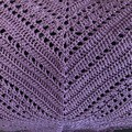 100% Cotton Crochet Handmade Shawl