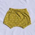 Shorts/bummies - Mustard