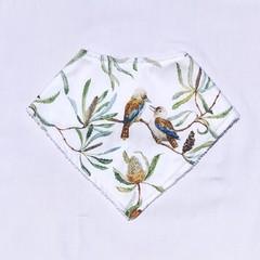 Kookaburra Bandana Dribble Bib