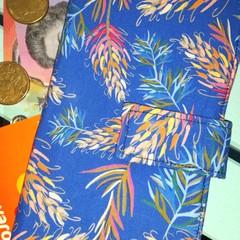 Bright Grevillia wallet
