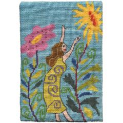"Jennifer Pudney Needlepoint Kits - ""Reach for the Sun"""