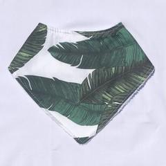 Leaf Bandana Bib