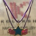 Fantasy Star Angel Necklace