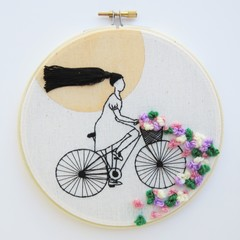 DIY Kit 'The floral route'
