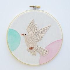 DIY Kit 'Dove the hope'