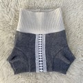 Medium Lace Wool Nappy Cover